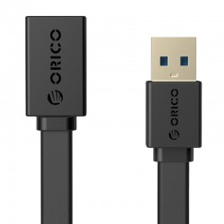 ORICO CEF3-15 USB3.0 AM to AF 5Ft / 1.5M Flat USB Cable