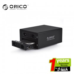 "ORICO 3529SUS3-C 2 bay 3.5"" SATA HDD external enclosure"