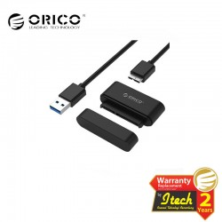 ORICO 20UTS 2.5 inch Hard Drive Adapter - BLACK