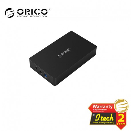 ORICO 3569S3 3.5 inch HDD SATA3.0 Tool Free Hard Drive Enclosure