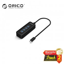 Orico C3R1H4 USB Hub 4 Port USB Type C