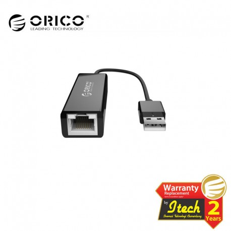 ORICO UTJ-U3 USB3.0 Gigabit Ethernet Network Adapter