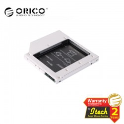 ORICO L127SS Aluminum Notebook Internal Hard Driver Mounting Bracket Adapter