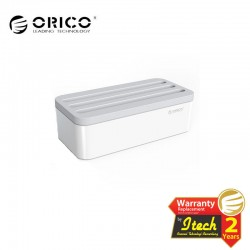 ORICO PB1028 Storage Box Organizer for Covering and Hiding Desktop Charger
