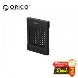 ORICO PHS-25 2.5 inch Silicone Protective Box / Storage Case for Hard Drive