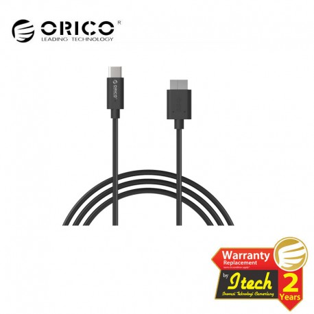 ORICO LCU Series Type-C to Micro USB3.0 Charge & Sync Cable