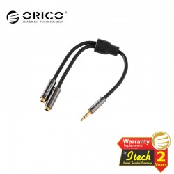 ORICO AT2 3.5mm Jack Audio Y Splitter Cable