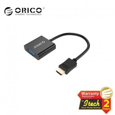ORICO DHTV-C20 ( HDMI A to VGA Adapter )