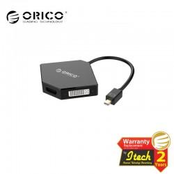 ORICO DMP-HDV3 Mini DisplayPort to HDMI+DVI+VGA Adapter