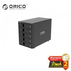 ORICO 9958U3-BK 5-bay SATA3.0 3.5'' SATA 3.0 HDD Enclosure