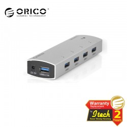 ORICO AS4P-U3P SV 4 port USB3.0 super speed HUB