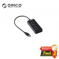 ORICO W9PH4 4-Port Portable USB 3.0 HUB