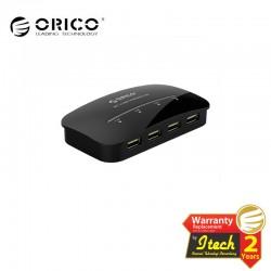 ORICO DH4-U3 4 Ports BC1.2 Charging USB HUB - Black