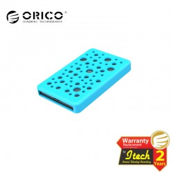 ORICO 2789U3 2.5 inch Aluminum Allay USB3.0 Hard Drive Enclosure with Silicone Cover