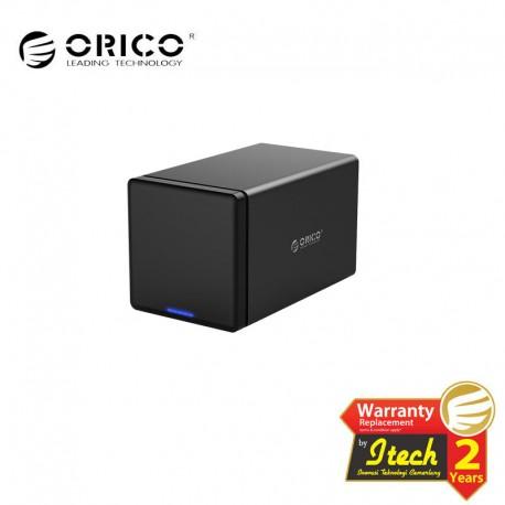 ORICO NS400U3 3.5 inch 4 Bay USB3.0 Hard Drive Enclosure