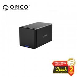 ORICO NS400RU3 4 Bay USB3.0 Hard Drive Enclosure with Raid