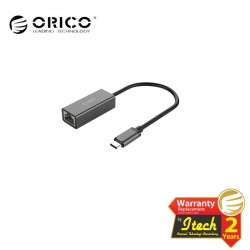 ORICO XC-R45 Type-C to Gigabit Ethernet Adapter