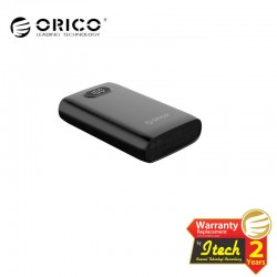 ORICO FIREFLY-M10 10000mAh Large-capacity Business Power Bank with Display Screen