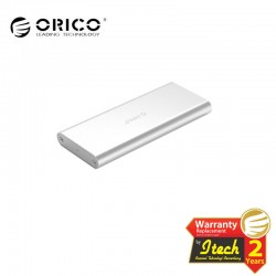 ORICO M2G-U3 Aluminum Alloy M.2 to Micro B High-speed SSD Enclosure