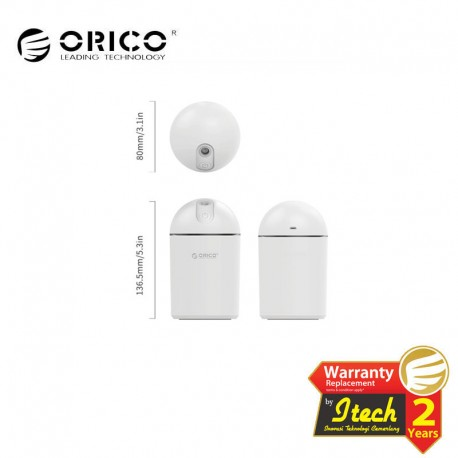 ORICO HU2 Premium Desktop Humidifier Max