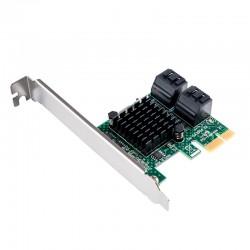 ORICO PAS-4U 4 Port SATA3.0 PCI-E Expansion Card