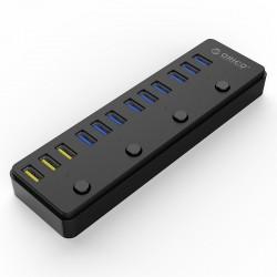 ORICO P12-U3 12 Port USB3.0 HUB with BC1.2 Technology