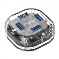 ORICO H4U-U3 4-Port Transparent HUB