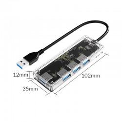 ORICO TA1U3-4A 4-port USB3.0 Hub