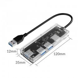 ORICO TA2U3-3ATS  5-port USB3.0 Hub
